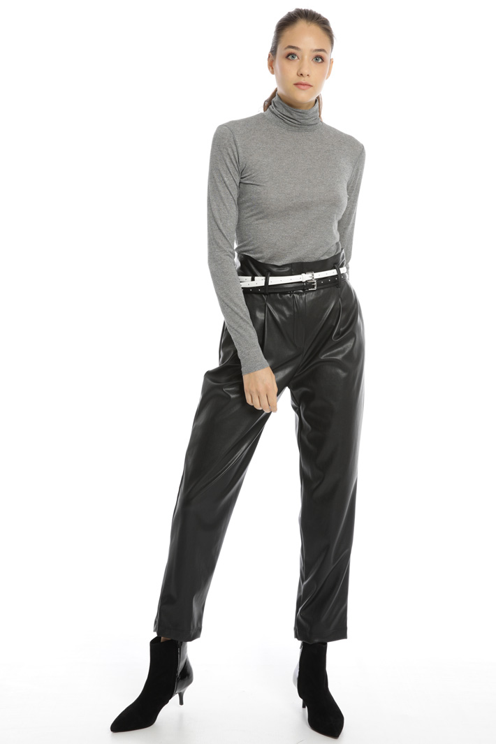 High waist trousers Intrend