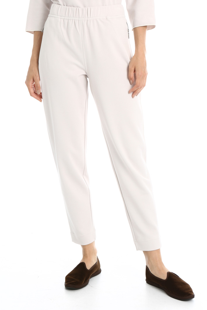 Zipped pocket trousers Intrend