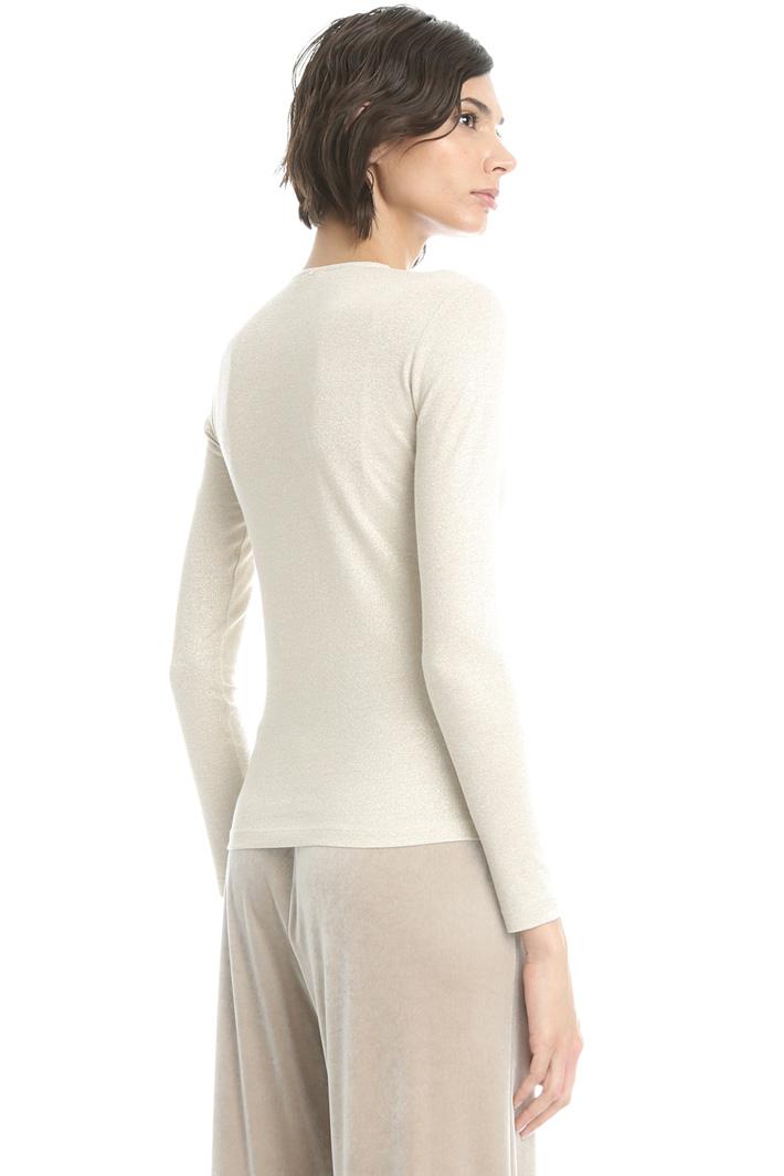 Lurex long sleeve T-shirt Intrend