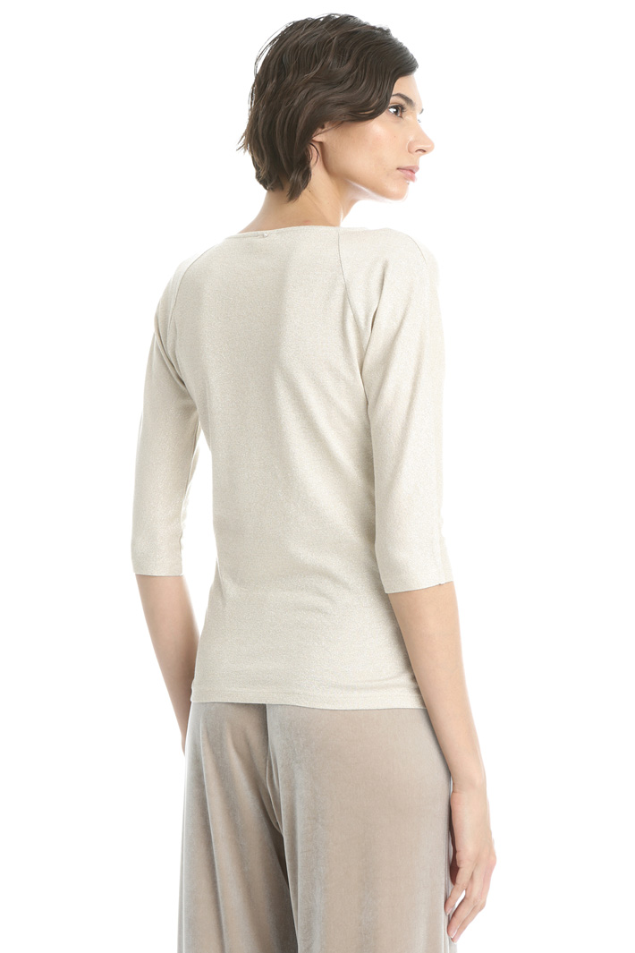Elbow sleeve T-shirt Intrend