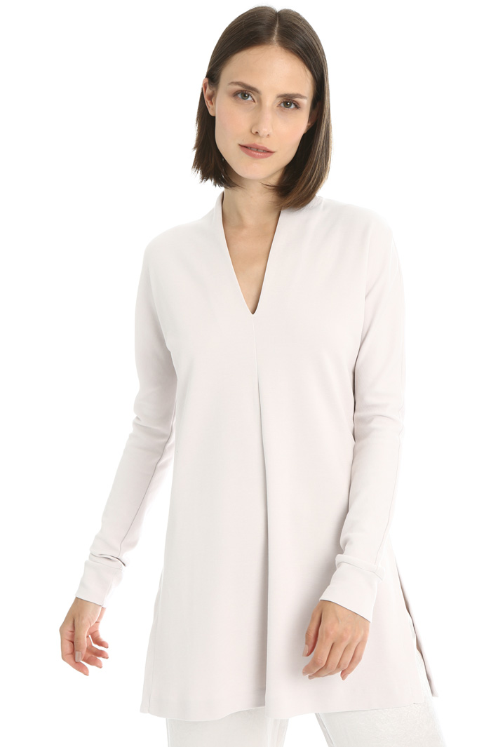 Tunic with side slits Intrend