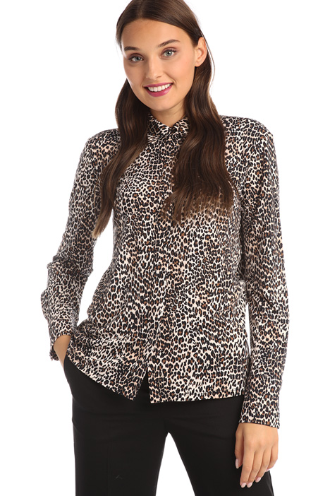 Animal print shirt Intrend