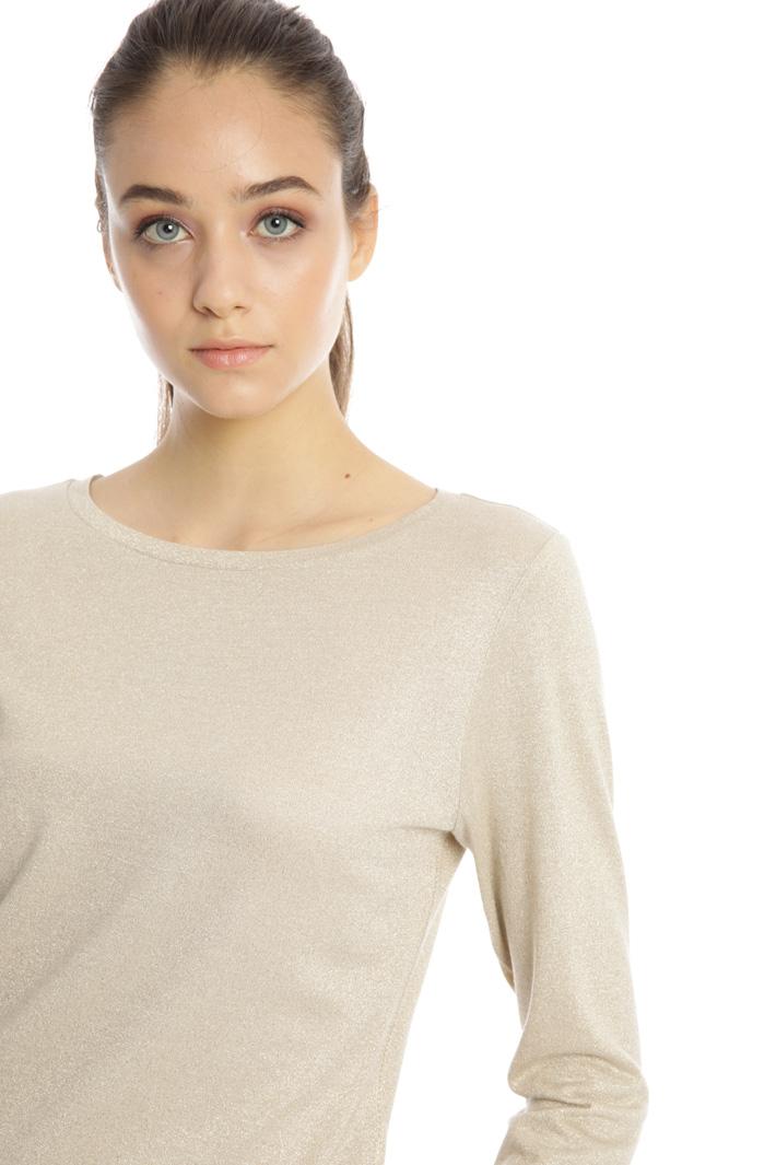 Lurex T-shirt Intrend