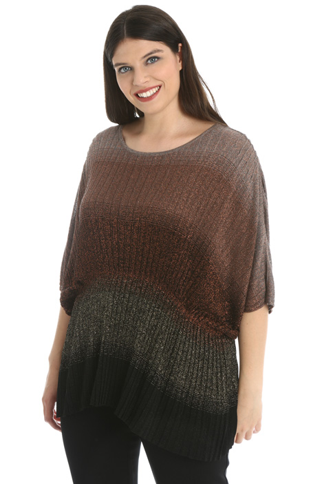 Viscose lurex sweater Intrend