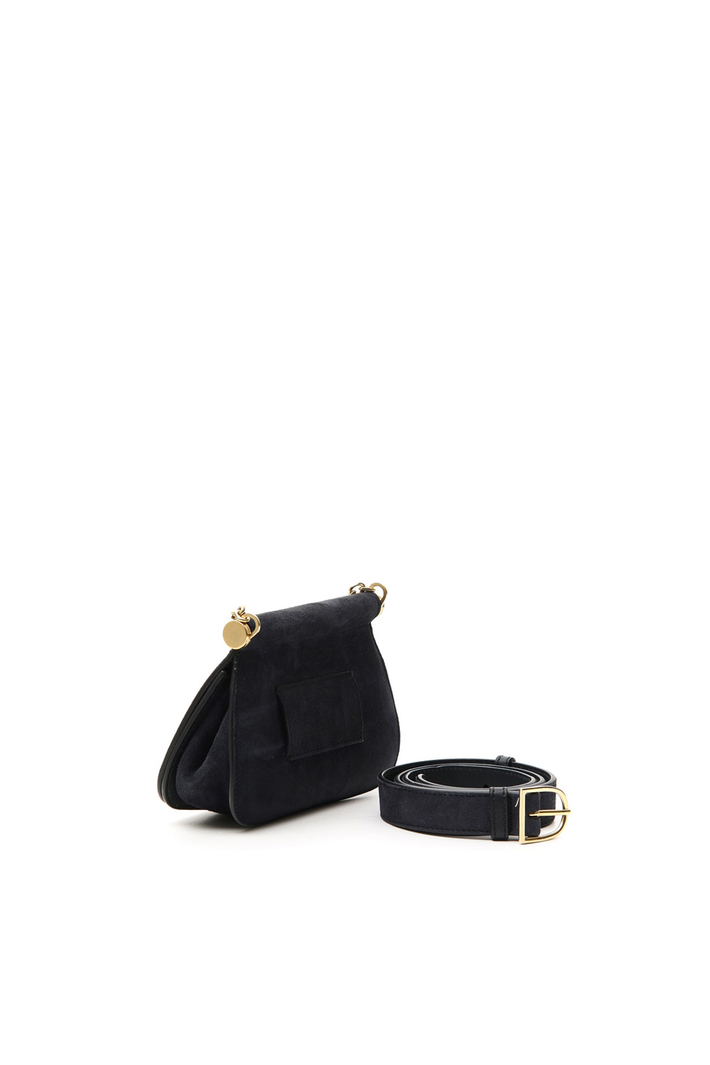 Suede belt bag Intrend