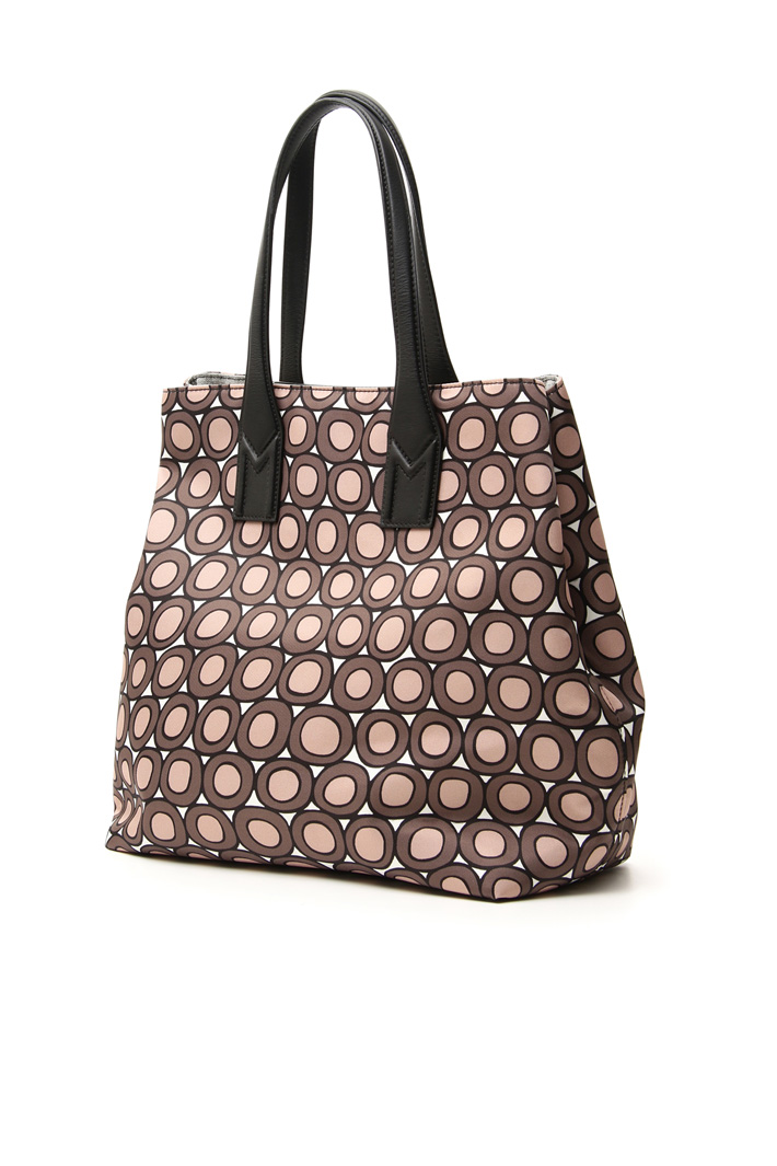 Technical twill shopping bag Intrend