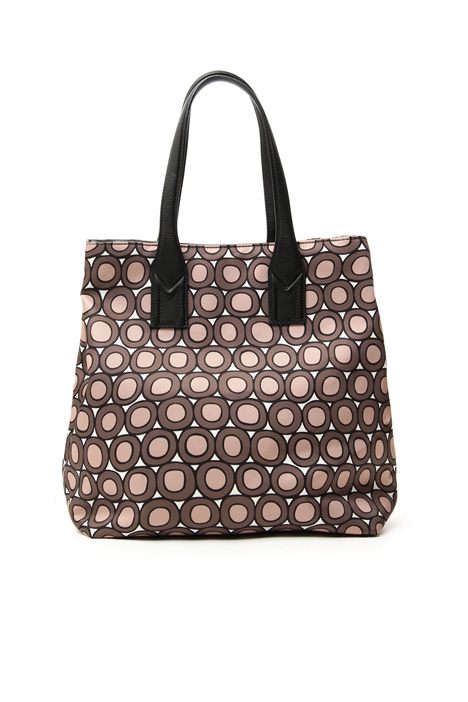 Shopper in twill tecnico Intrend