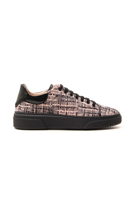 Sneakers in tweed Intrend