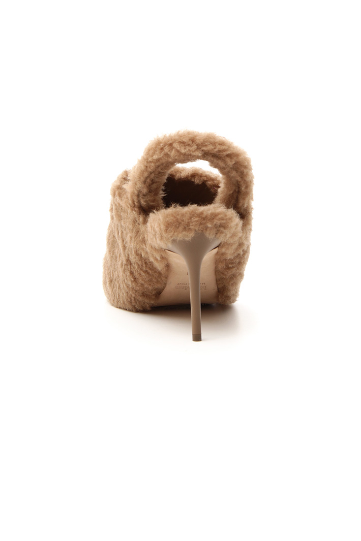 Camel sandals Intrend