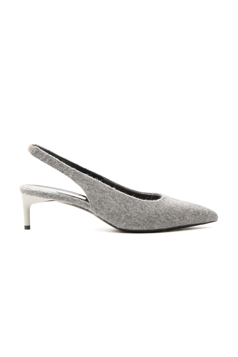 Cashmere slingback Intrend