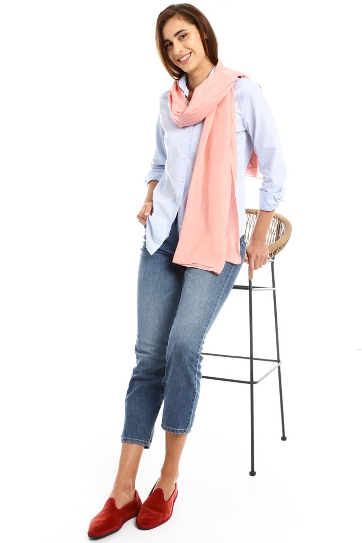 Silk scarf  Intrend