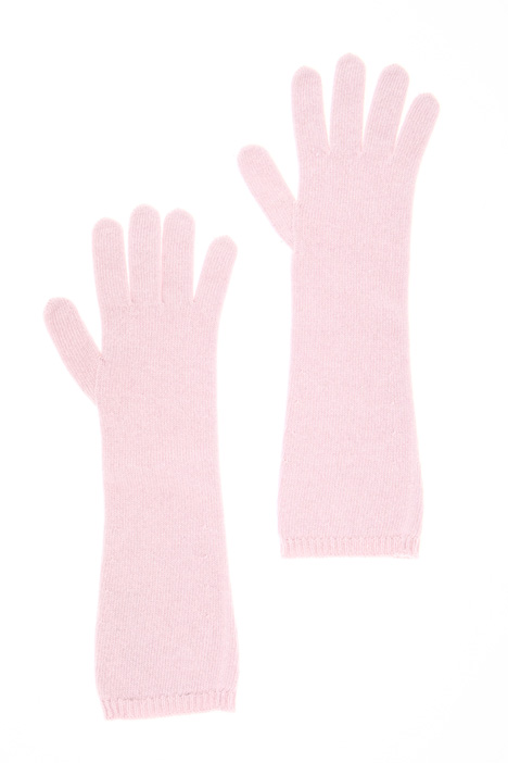 Long knitted gloves Intrend