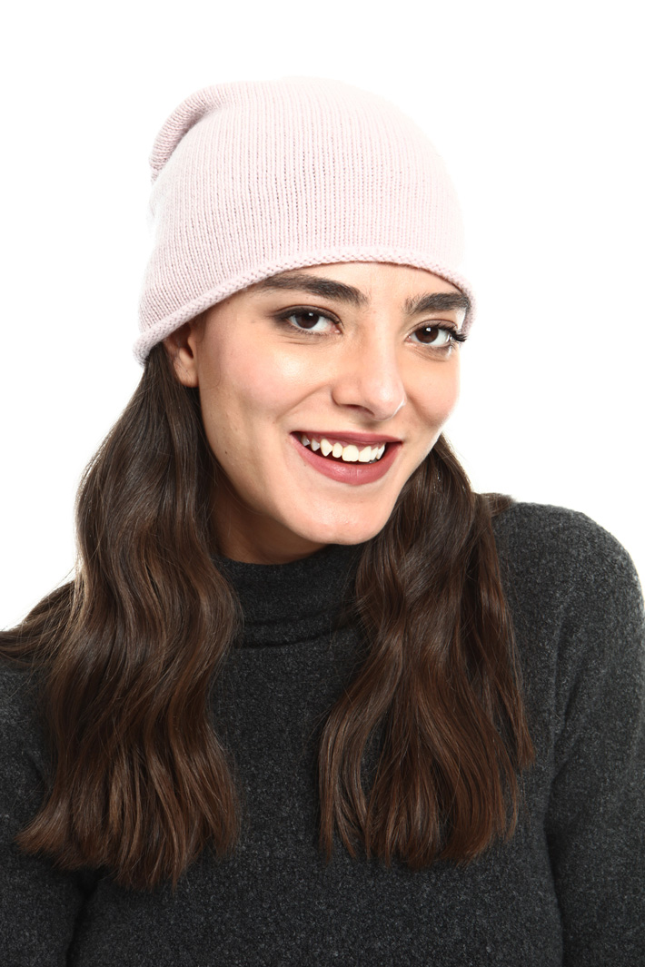 Knitted beanie Intrend