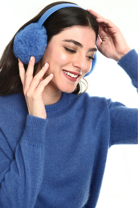 Wool blend earmuffs Intrend