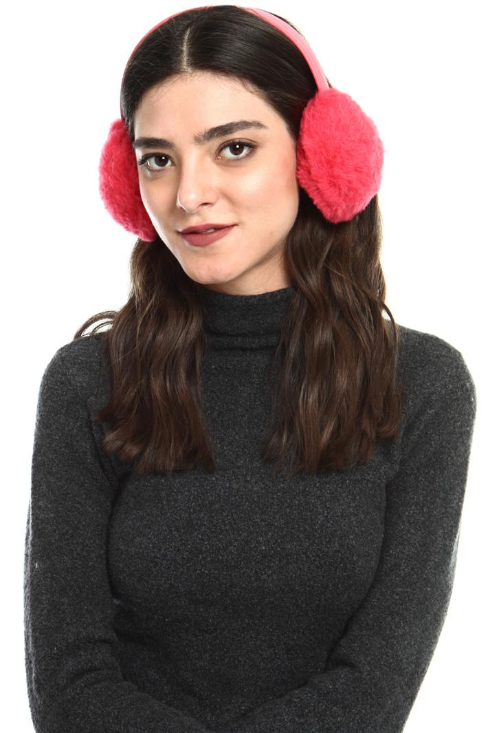 Wool blend earmuffs Intrend