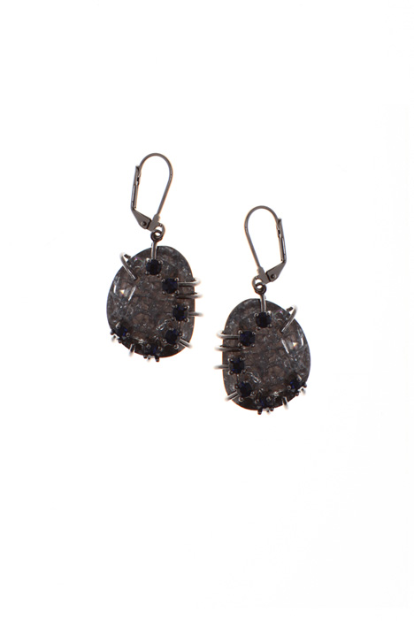 Pendant charm earrings   Intrend