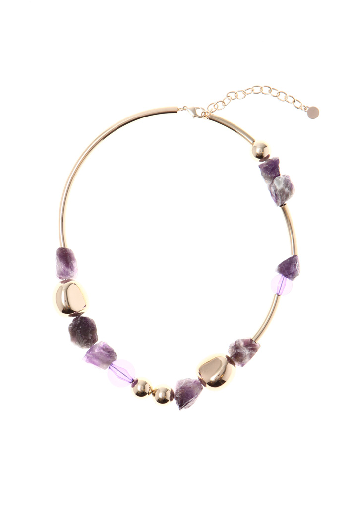 Choker with stones  Intrend