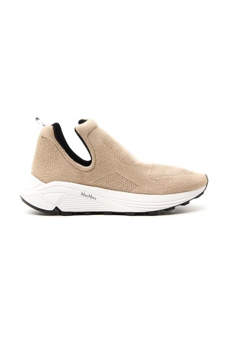 Sneaker slip on in maglia Intrend