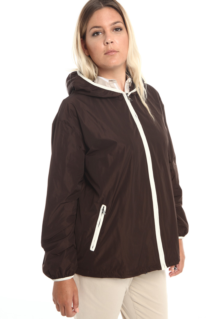 Taffeta raincoat Intrend