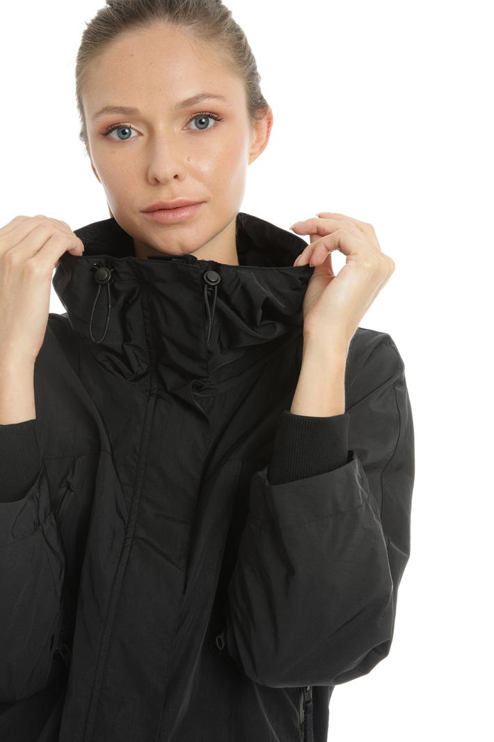 Hooded raincoat Intrend