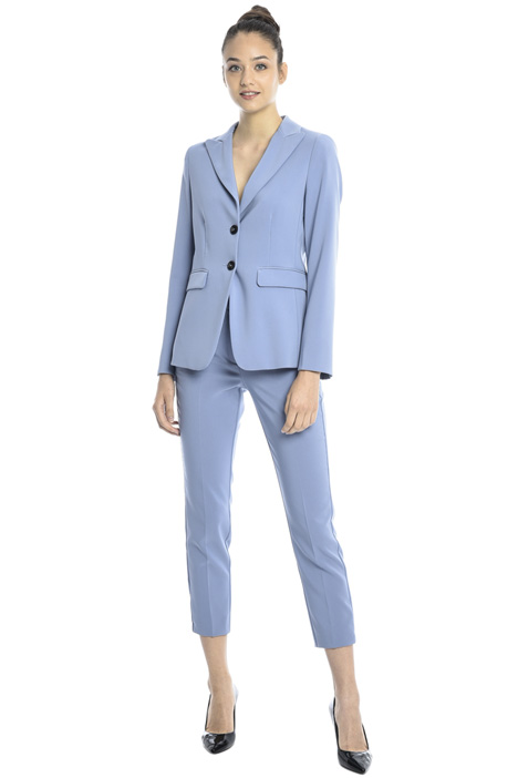 Two button twill blazer Intrend