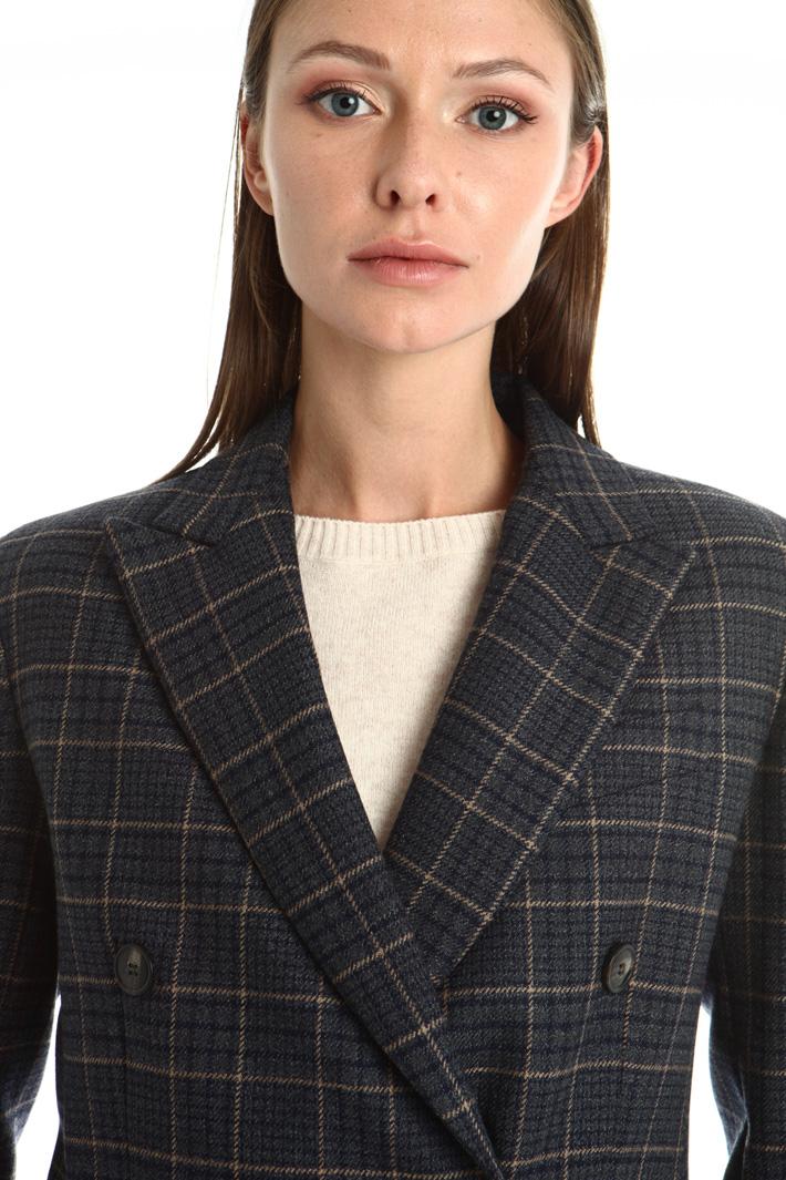 Pure virgin wool jacket Intrend