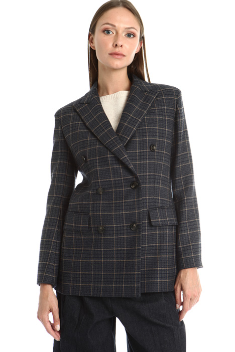 Pure virgin wool jacket Intrend