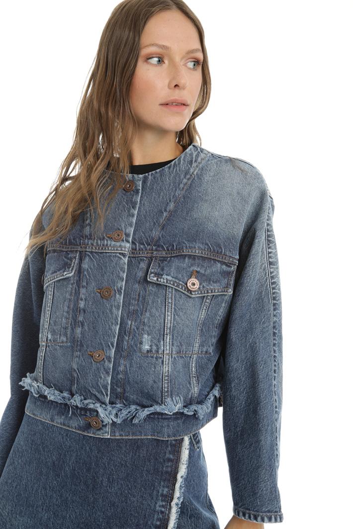 Denim jacket Intrend