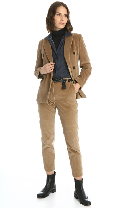 Cotton corduroy blazer Intrend