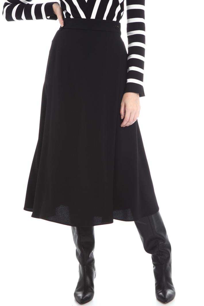 Wraparound skirt Intrend