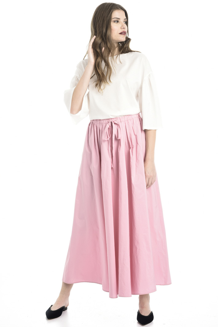 Technical fabric skirt Intrend