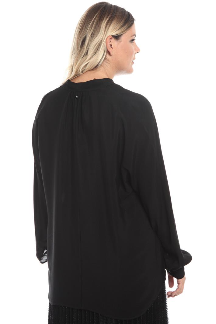 Crepe viscose blouse Intrend