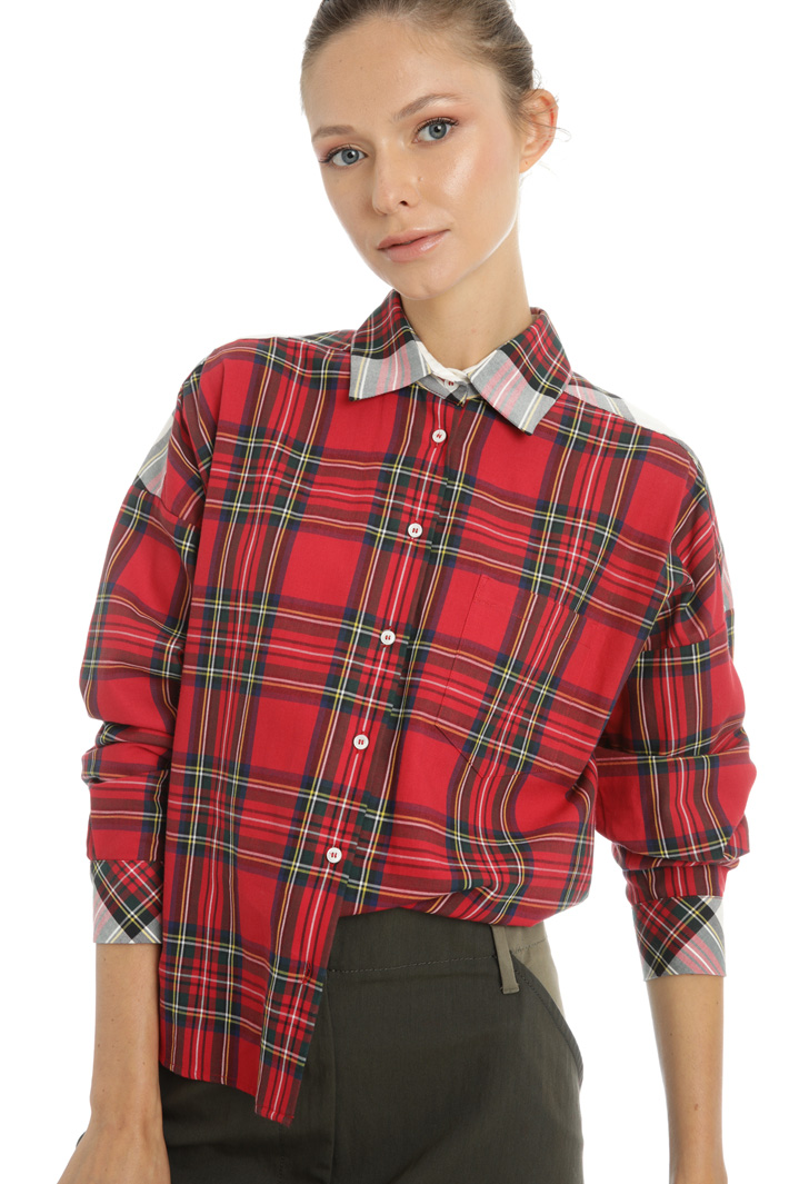 Cotton flannel shirt Intrend