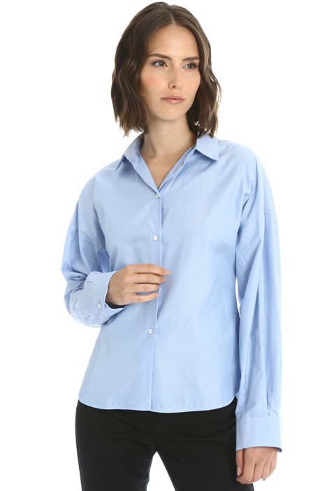 Cotton Oxford shirt Intrend