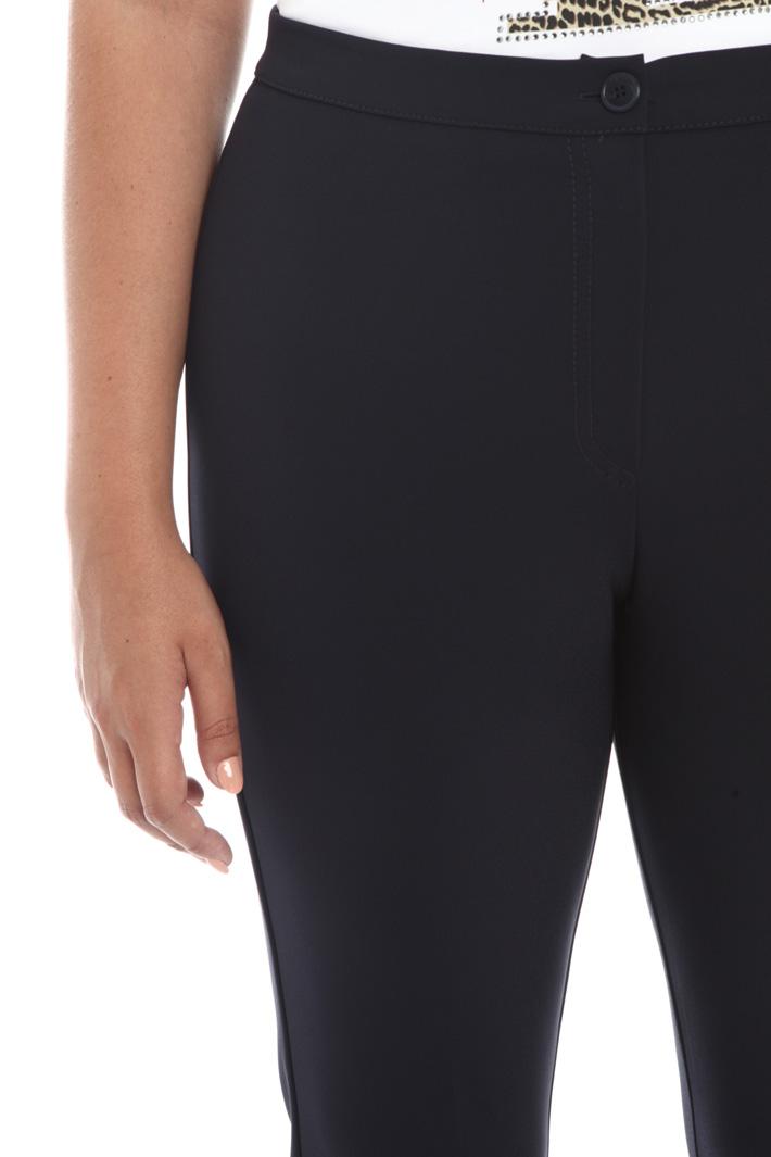 Tech gabardine trousers Intrend