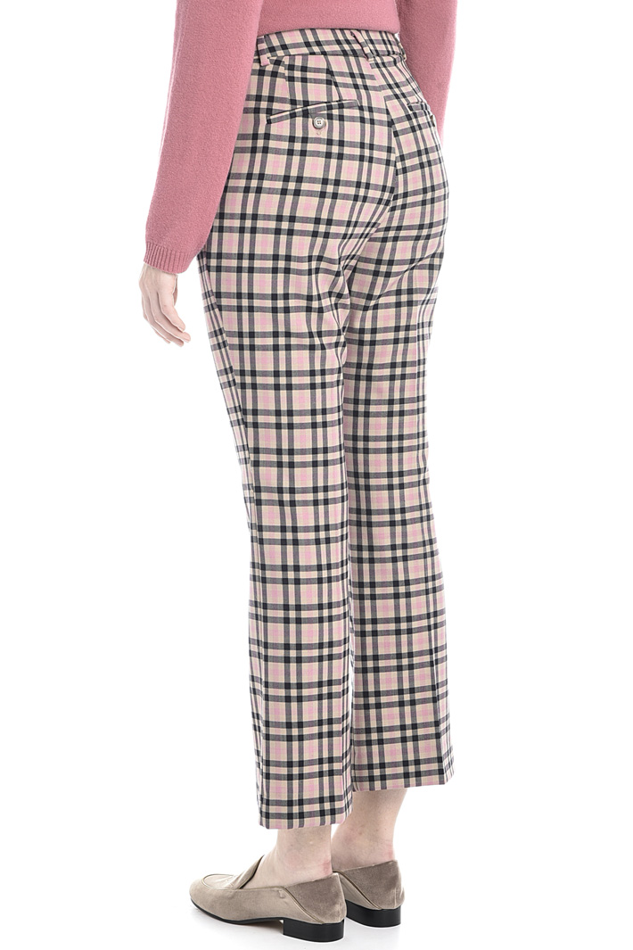 Wool gabardine trousers Intrend
