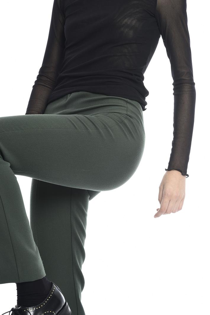 Stretch cigarette trousers Intrend