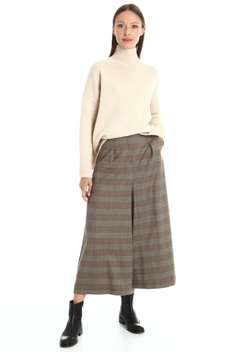 Pure virgin wool trousers Intrend