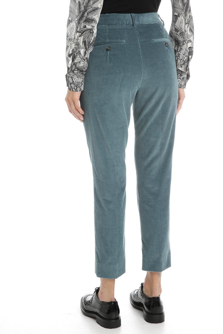 Slim corduroy trousers Intrend