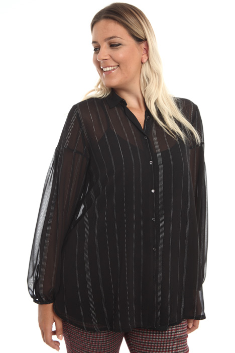 Fluid georgette shirt Intrend