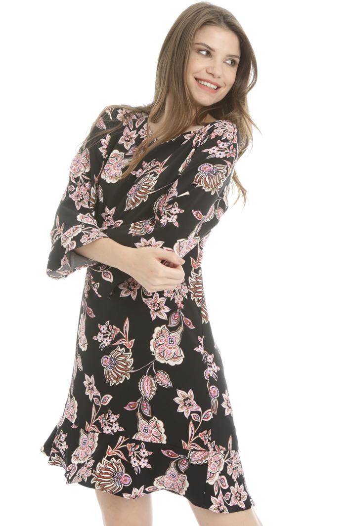 Three-quarter sleeve dress Intrend