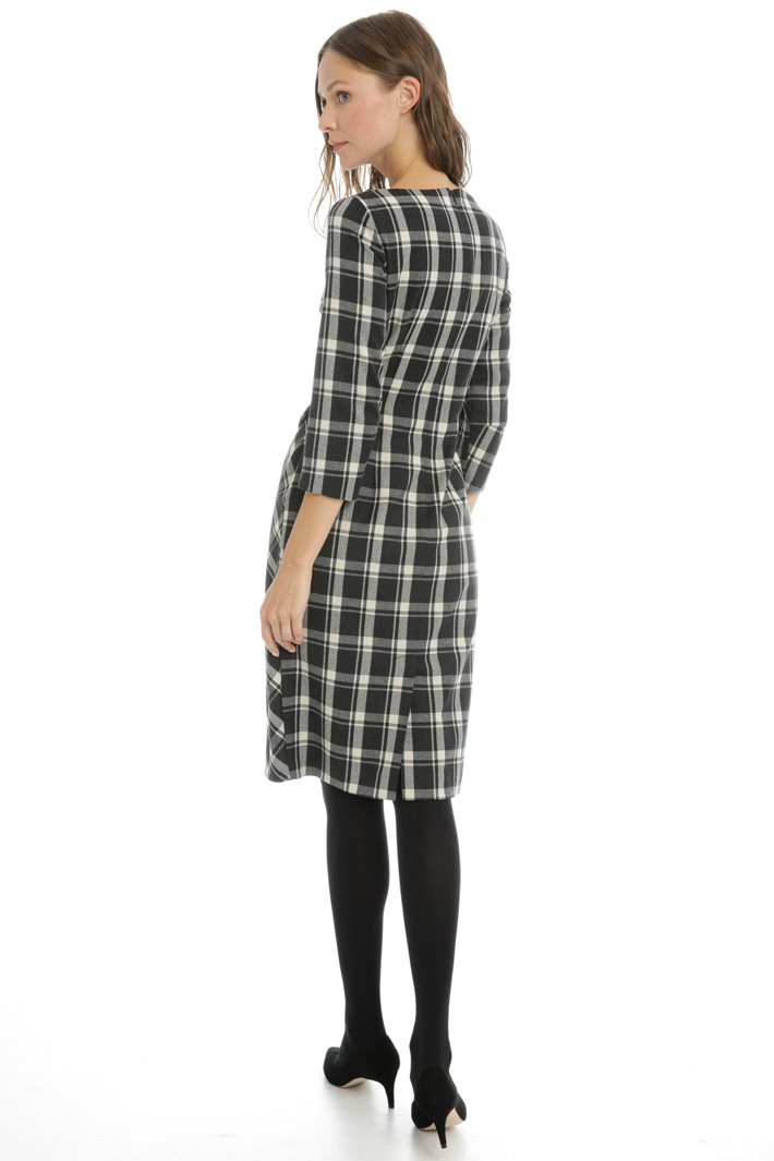 Wool sheath dress Intrend