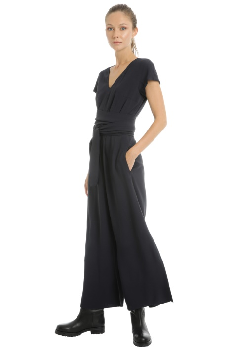 Viscose sable jumpsuit Intrend