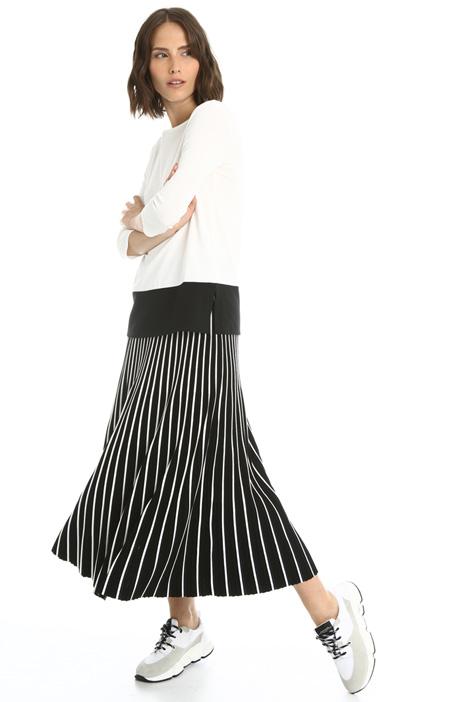 Viscose yarn skirt Intrend