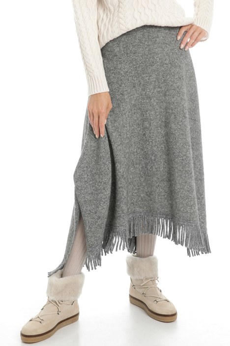 Alpaca knit skirt Intrend