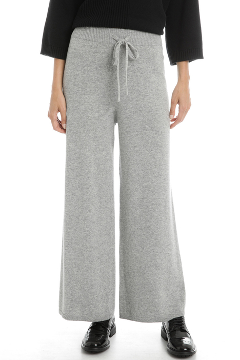 Knit palazzo trousers Intrend