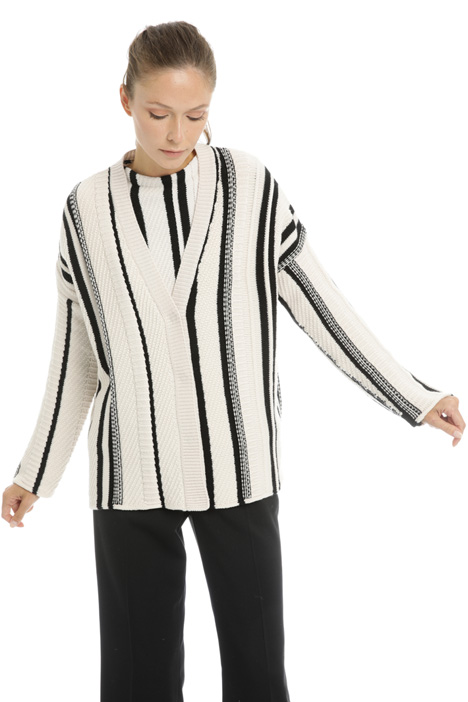 Merino wool cardigan Intrend
