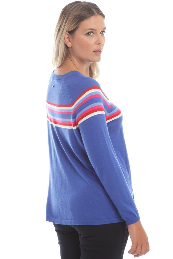 Fluid viscose sweater Intrend
