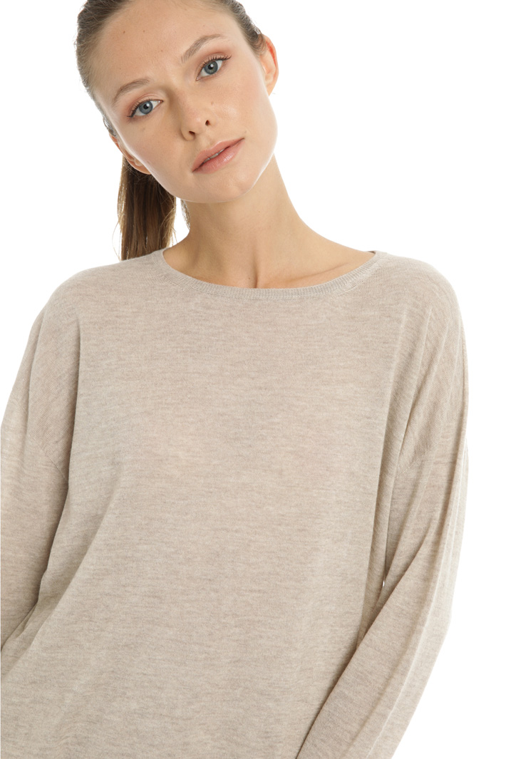 Wool yarn jumper Intrend