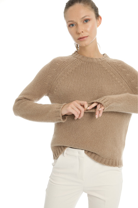 Pure cashmere sweater Intrend